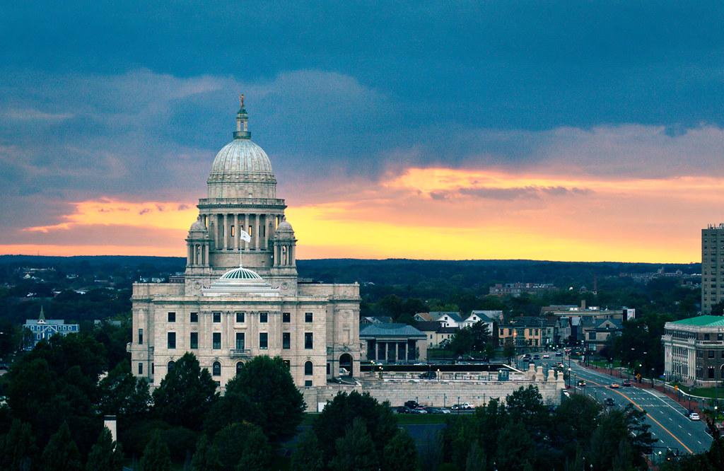 Rhode Island State Rhode Island State House