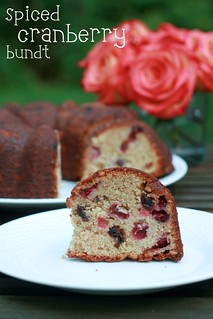 Spice Cranberry Bundt - I Like Big Bundts 2011 | by Food Librarian