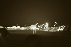 Space Shuttle Atlantis Pulls into Port for the Final Time by RalphHightower