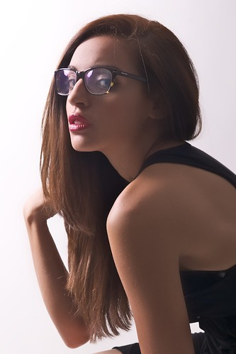 Cairo, Egypt 2011: Fashion editorial #1, behind glasses | by Yehia-elalaily