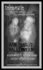 Handmade Halloween by Vintage Dragonfly