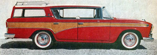 1957 rambler 4 door hardtop station wagon explore coconv. Black Bedroom Furniture Sets. Home Design Ideas