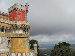 View from Palácio da Pena - Sintra, Portugal by See.jay