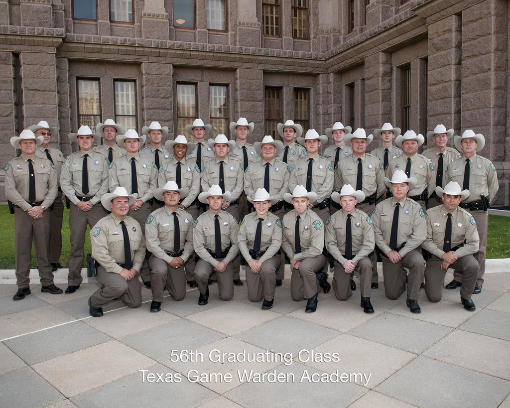56th Game Warden Cadets Flickr