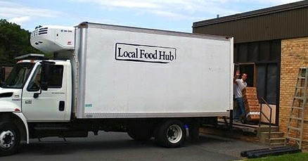 local food hub truck | by USDAgov