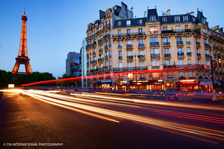 Je Vous Remercie, Mon Cher Paris! | by TIA International Photography