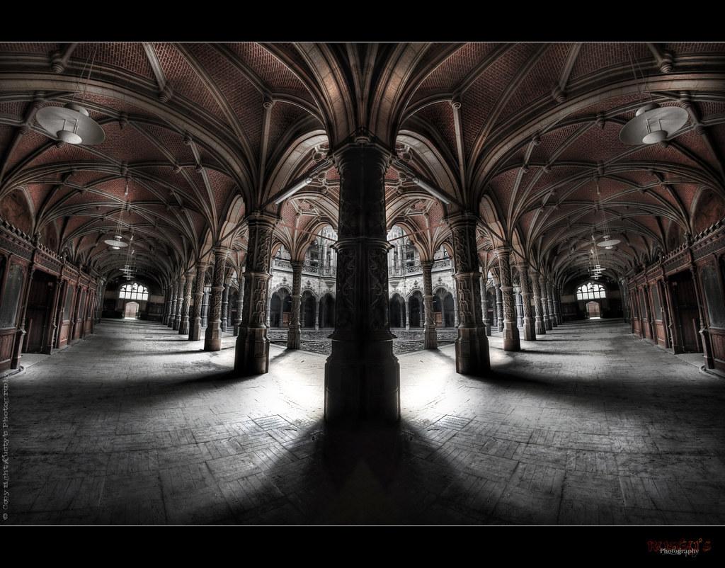Ue Abandoned Chambre Du Commerce Belgium Flickr