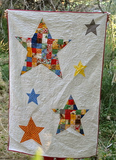 Starry Night Quilt | by a crafty fox ~ amanda
