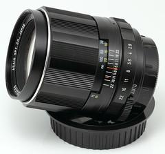 105mm f/2.8 S-M-C Takumar