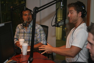 Lance Bass with Covino & Rich | by covinoandrich