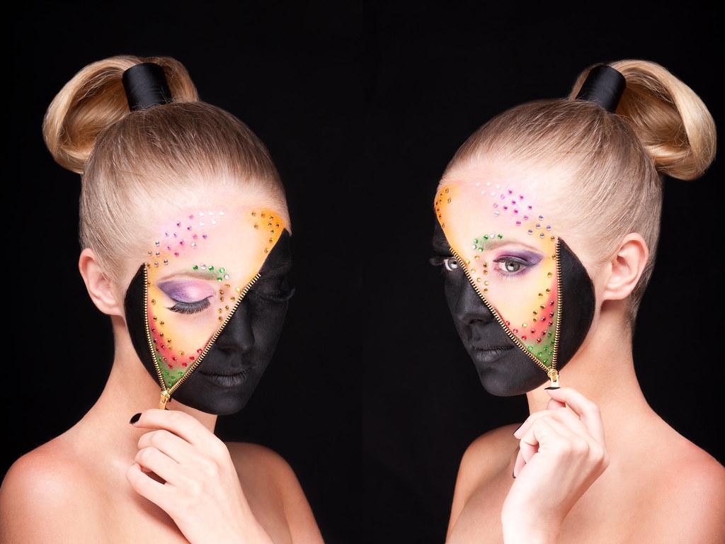 Rāvējslēdzējs Sanita Gaudzēja Make-up