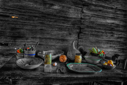 On the Table Selective Color | by Photomatt28