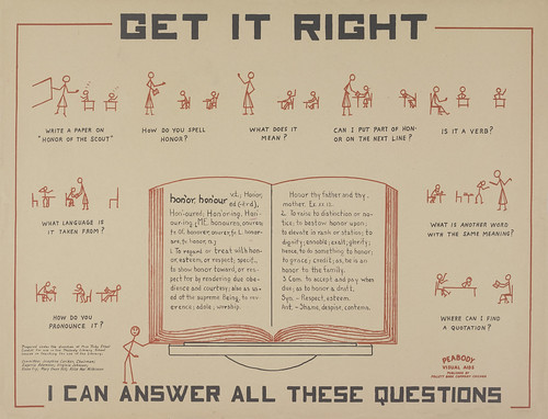 Get it Right | by bibliovox