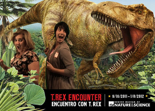 T. Rex Encounter Photo Booth | by Denver Museum of Nature & Science Photo Booth