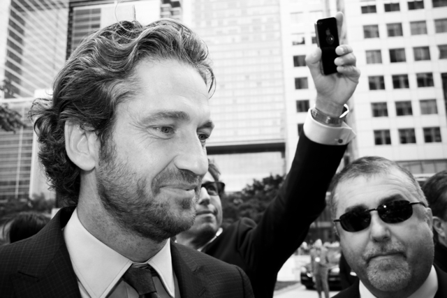 Gerard Butler e Gabriele Muccino insieme per Playing the field?