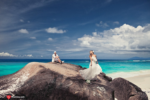 hilton labrize silhouette island resort wedding at seychelles | by Mukhina Ekaterina