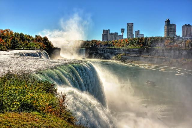 Niagara Falls N.Y. USA 20
