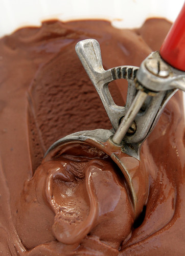 chocolate ice cream | by David Lebovitz