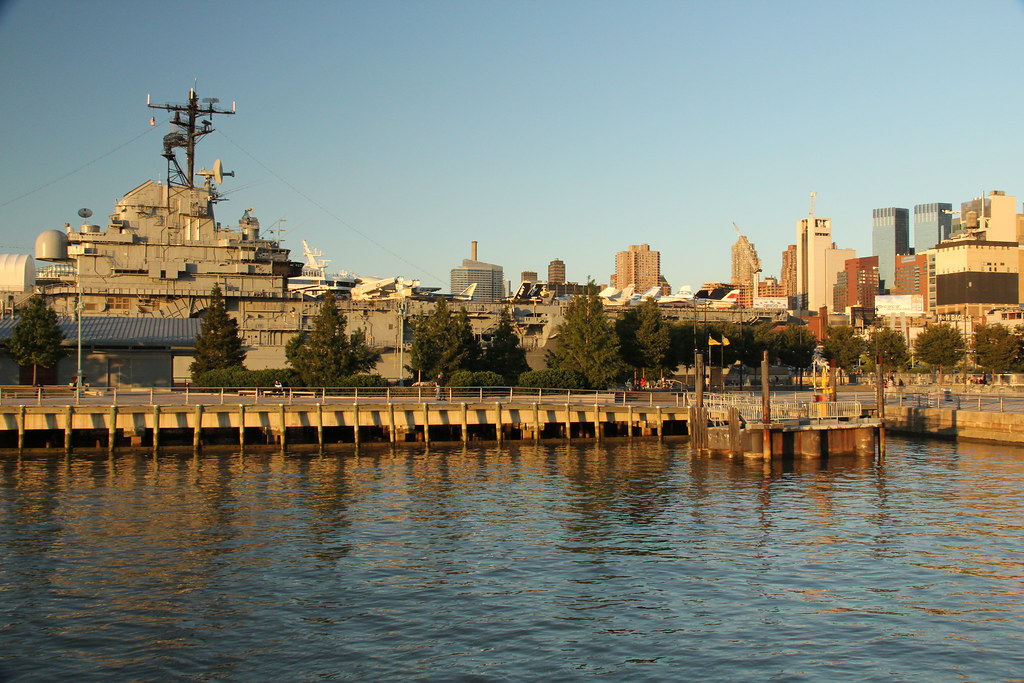 Intrepid Sea, Air & Space Museum - NYC, Set2011