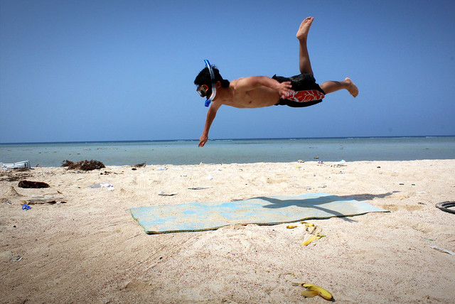 Air Snorkeling 4