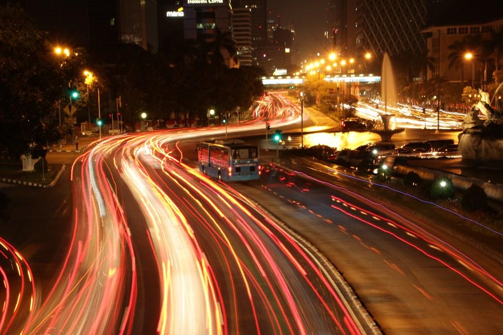 Jakarta traffic
