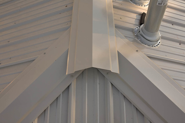 Roof Vents For Metal Roof Metal Roof Ridge Vent And