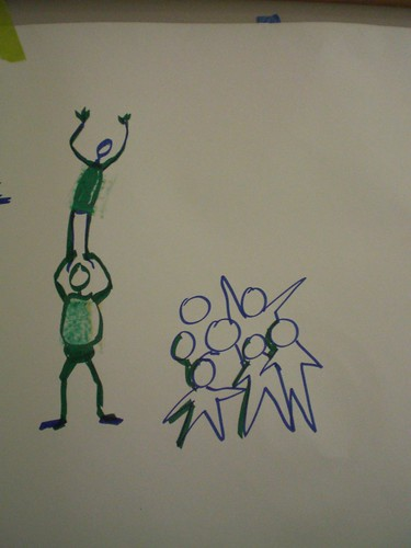 Dare to rely on your facilitator for collective success (Credits: G. Salokhe)