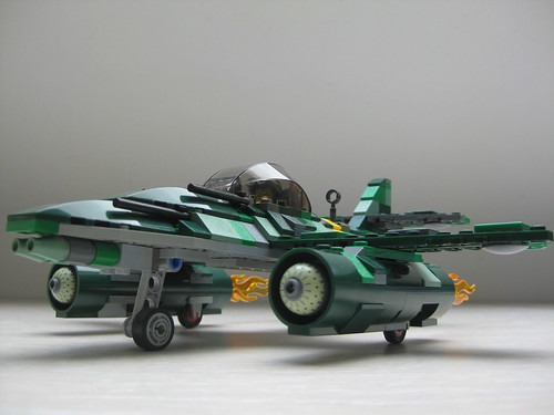 lego plane  me 262 (13) | by kingtiger719