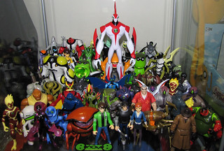 Need more space for Ben 10! | by slobassery