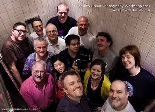 Toronto Urban Photography 2011 Group Shot | by nubui