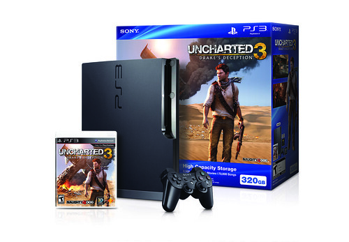 NEW PlayStation 3 UNCHARTED 3: Drake's Deception Bundle Coming Soon | by PlayStation.Blog