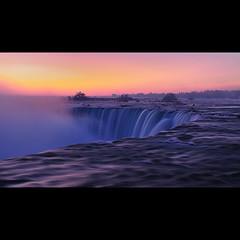 Niagara Falls, Ontario, Canada by Hang Ma