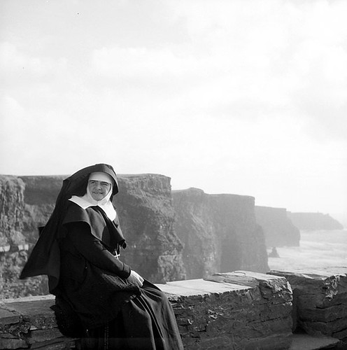 The Cliffs of Moher | by National Library of Ireland on The Commons
