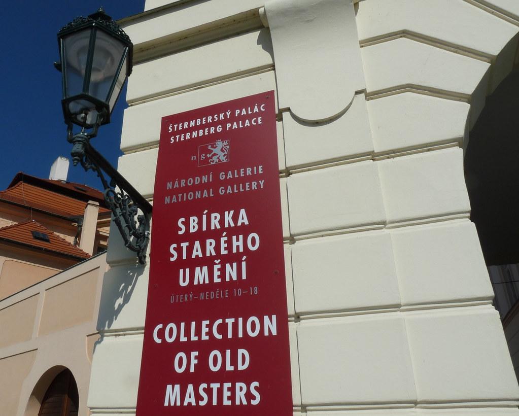 Narodni Galerie Prague Narodni Galerie Prague