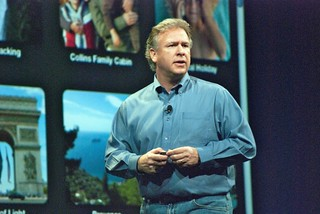 Phil Schiller, during his keynote at Macworld Expo 2009 | by igrec