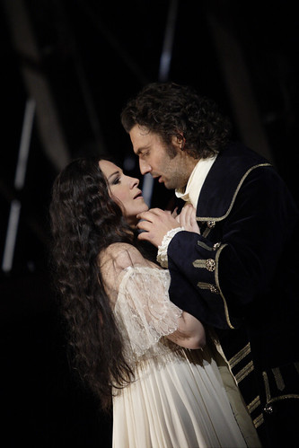 Jonas Kaufmann as Maurizio and Angela Gheorgiu as Adriana Lecouvreur in Adriana Lecouvreur © ROH / Catherine Ashmore 2011 | by Royal Opera House Covent Garden