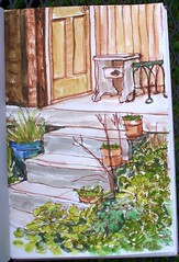 garden-sketch15801 by woodcut55