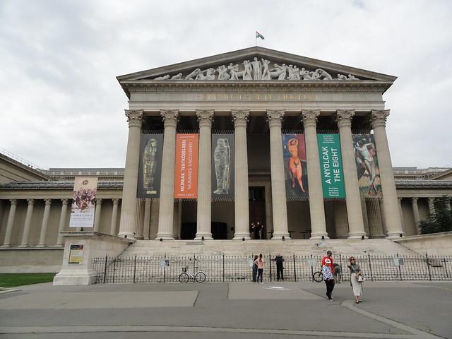 National Art Museum of Budapest