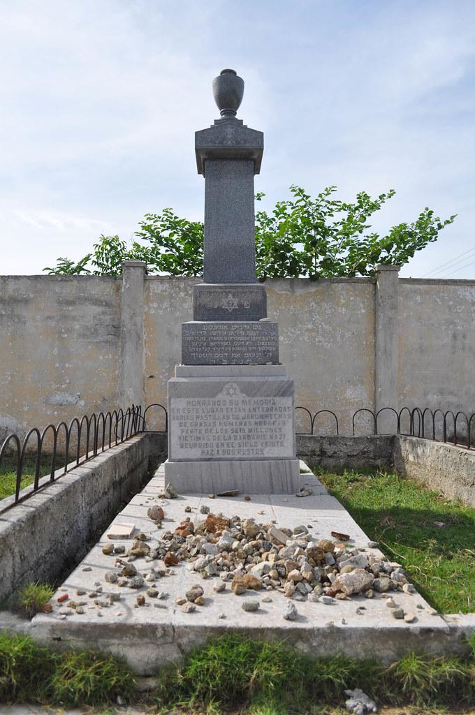Havana's Holocaust memorial