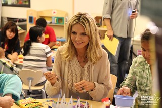 Heidi Klum Visit - Sept. 12, 2011 | by Children's Hospital Los Angeles