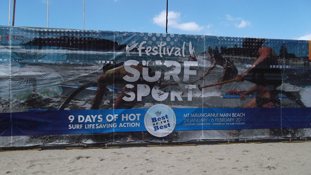 Festival of Surf Sport - Mt Maunganui