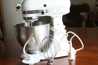 Kitchenaid Mixer | by Completely Delicious