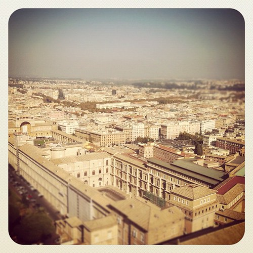 View of Rome | by Elissa @ 17 and Baking
