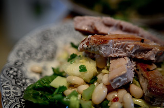 16th March  - Tuna & Bean Salad | by The Hungry Cyclist