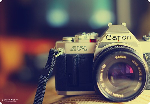 Canon AV-1 | by Yavanna Warman {off}