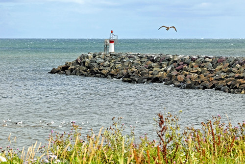 DGJ_4810 - Glace Bay North Breakwater Light | by archer10 (Dennis) REPOSTING