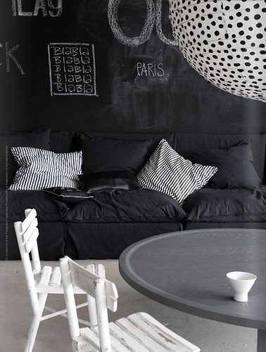 black & white | by the style files