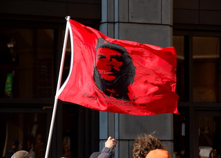 Che Guevara Flag | by Nick_Schweitzer