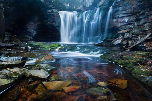 Elakala Falls - explore