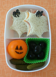 spooky Sassy bento box | by anotherlunch.com